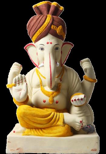 Eco friendly ganpati idols | Shadu mati clay murti | Plant ganesha | Tree Ganpati | Paper mache idol | Durga Mata Navratri Devi Idol | Maghi Ganpati | Makhar decorations online