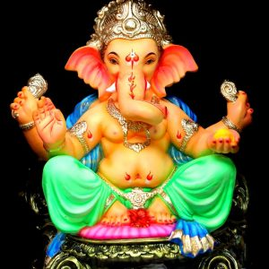 Titwala 2.5 Feet Eco Friendly Paper Ganesha